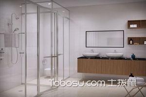 简约风格浴室