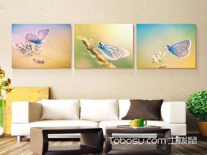 客厅装饰画挂什么好?特四款色客厅装饰挂画为您推荐