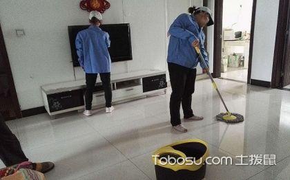 装修保洁什么时候做?装修保洁步骤介绍