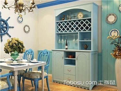 餐廳家具選購篇:餐邊柜尺寸及選購技巧介紹
