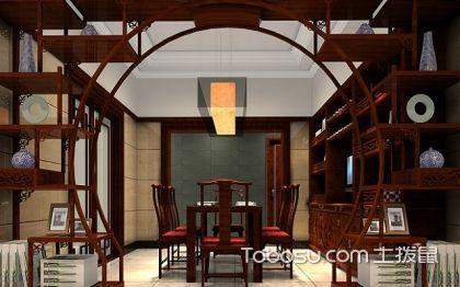 客厅装修隔断博古架搭配技巧,客厅装修隔断博古架装修效果图