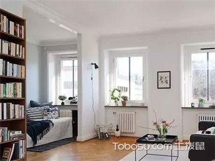 50平米室内装修,小户型中式装修应该注意什么