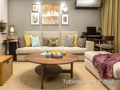 客厅沙发颜色搭配图片,图片中的颜色搭配技巧你看懂了吗