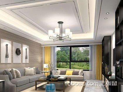 客厅吊顶如何安装灯具?详解吊顶灯具安?#23433;?#39588;