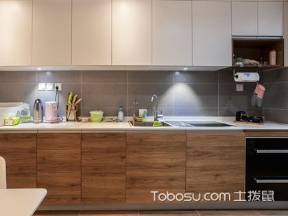 厨房橱柜颜色图片赏析,橱柜颜色怎么选呢?