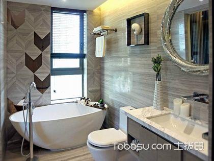 2018小户型卫浴装修技巧,小卫生间要怎么装修