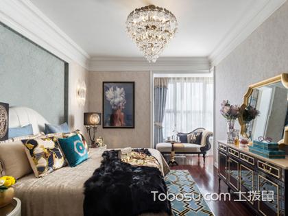 新古典风格装修设计案例,带你领略新古典的高雅低奢