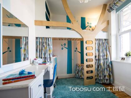 9平米兒童房裝修效果圖,超個性的兒童房設計方案