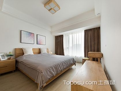 主卧室简约装修效果图,2018最流行的6款主卧室简约装修图