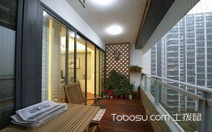 开放式阳台如何防雨?开放式阳台防雨方法介绍
