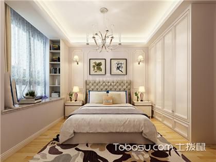 美式90平米装修案例,小空间给你不一样的美式装修的感受