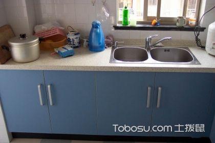 小厨房橱柜制作 diy自制橱柜方法