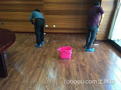 木地板要怎样来保养呢?