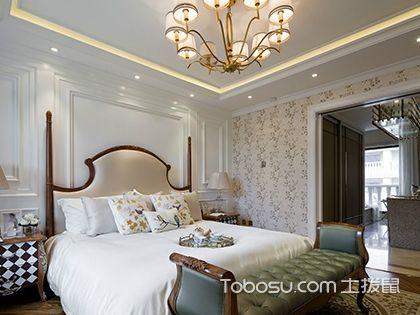 欧式装修主卧室效果图,为您送上5款欧式主卧室装修图