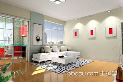 客厅背景墙应该如何设计 色彩如何搭配