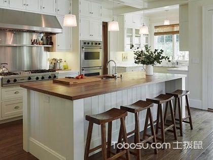 開放式廚房吧臺怎么做,開放式廚房吧臺設計欣賞