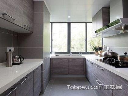 简单小户型厨房装修图,让你轻松装出高大上厨房