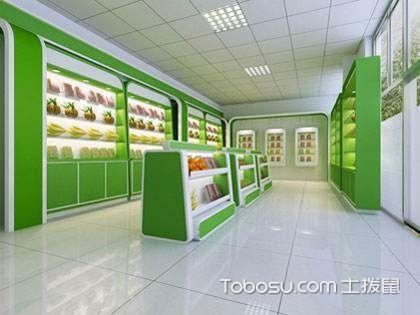 水果店的装修风格介绍,水果店如何装修?