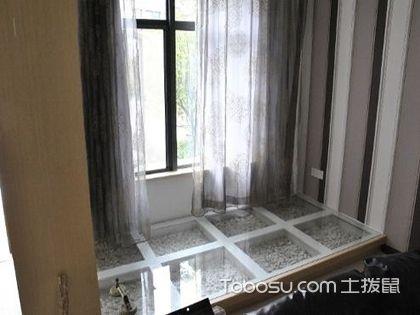 玻璃地台制作方法以及玻璃地台价格