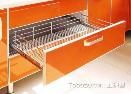 如何正确选择厨房橱柜拉篮