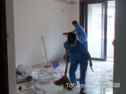 装修保洁什么时候做?家庭装修保洁注意事项