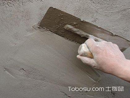 墙面抹灰的正确方式,详解墙面抹灰的施工顺序