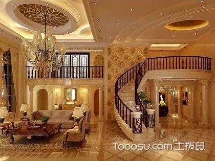 楼中楼楼梯装修效果图