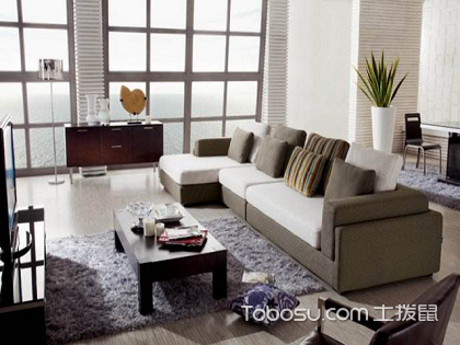 折叠沙发床图片怎么搭配,教你三点技巧