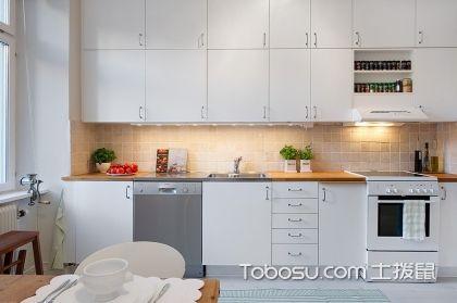小户型厨房橱柜颜色风水禁忌