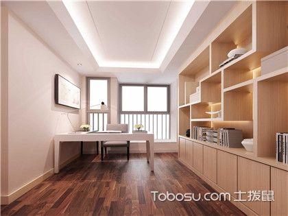 家用书柜效果图设计,展现不一样的书房风采
