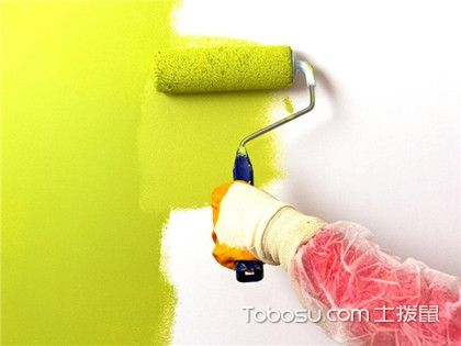 墙面装修材料篇:刷油漆的方法和技巧介绍