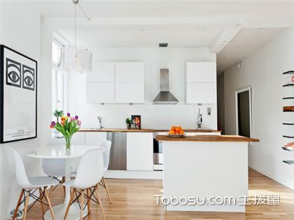 长方形厨房装修效果图赏析,长方形厨房如何装修好?