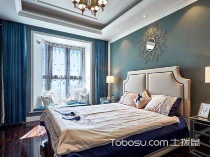 美式女生卧室装修图片,带你领略美式风格的浪漫与唯美