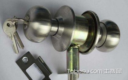 球型门锁怎么安装?球型门锁安装方法介绍
