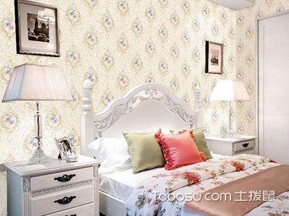详谈卧室墙布颜色选择
