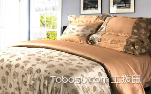 床上用品的图片