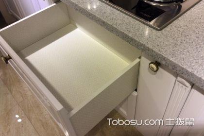厨房橱柜巧收纳 橱柜抽屉收纳案例赏析