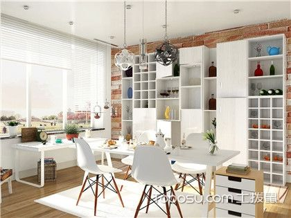 家庭客厅餐边柜选购技巧,选购餐边柜的正确打开方式