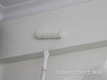 墙面刷漆是采用刷漆好还是滚漆好?