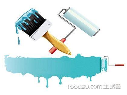 油漆施工手刷好还是喷漆好?手刷和喷漆区别大比拼