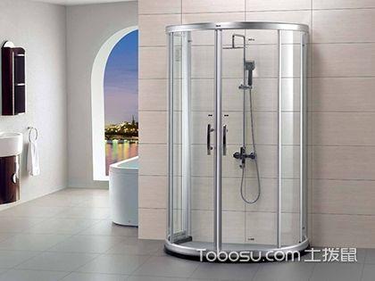 淋浴间的尺寸多少合适?淋浴间标准尺寸介绍