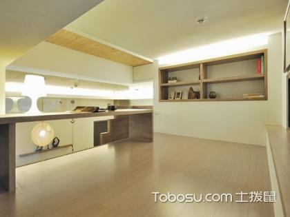35平米一室一厅loft装修预算,一起来算算装修哪里最花钱