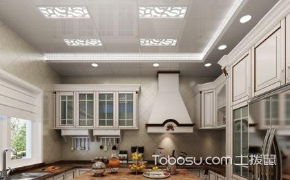 小户型厨房集成吊顶如何安装?小户型厨房集成吊顶安装步骤介绍