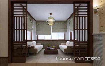 中式風格陽臺裝修效果圖案例,這些古色古香的裝修你心動嗎?