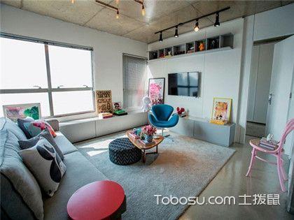 南昌65平米房装修预算,小户型单身公寓loft装修风格预算