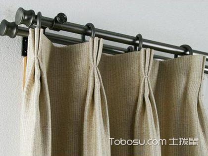 不打孔窗帘杆安装方法,伸缩窗帘杆的安装技巧及优点...
