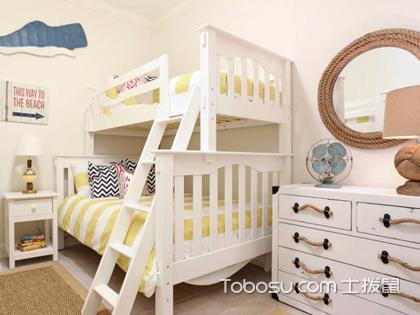 8平米兒童房裝修上下鋪,上下鋪這樣設計才最好看