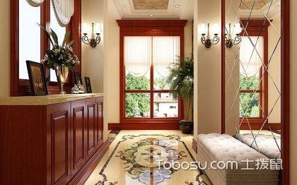 新古典玄关效果图案例介绍,新古典玄关设计装修