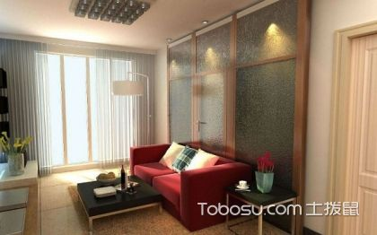 小户型室内移动隔断墙设计,小户型室内移动隔断墙特点介绍