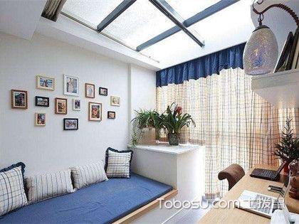 金华88平米小三房装修案例,体会独特的美式风情
